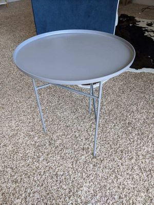Metal end table for Sale in Arvada, CO