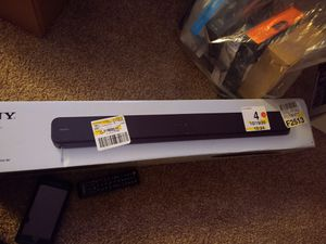 Sony soundbar for Sale in Cheverly, MD