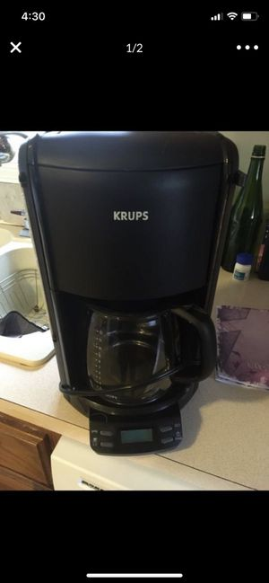 Coffee maker for Sale in Mooresville, NC