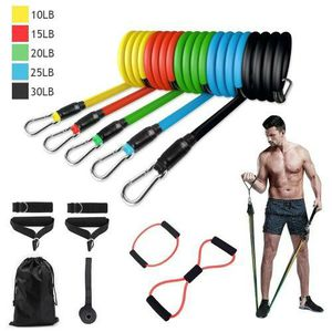 Go to dtevolution (Dot) net / 11PCS AND 13PCS LATEX RESISTANCE BANDS for Sale in Brooklyn, OH