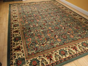 New Green Area Rugs Traditional 8x11 for Sale in Brooklyn Park, MD