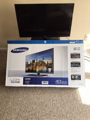 Samsung TV like new for Sale in Houghton, MI