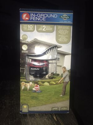 Dog In Ground Electric Fence Kit for Sale in West Boylston, MA