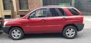 2006 Kia Sportage 4WD leather seats for Sale in Bridgeport, CT