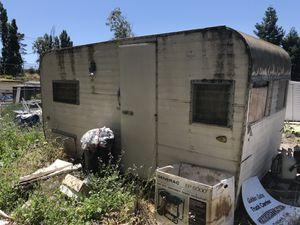 RV camper trailer vintage 50's restore for Sale in Union City, CA