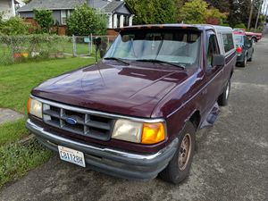 93 Ford Ranger XLT for Sale in Tacoma, WA