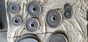 Weider International Weights for Sale in Glendale, AZ