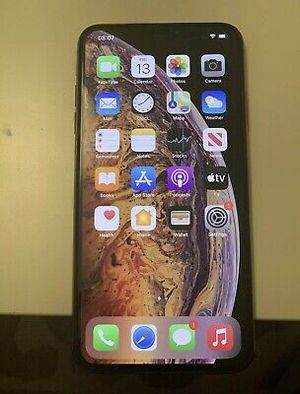 IPhone xs Max 256gb 5 months phone for Sale in Piscataway, NJ