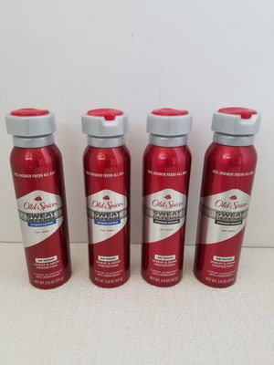 Old Spice spray Bundle for Sale in Los Angeles, CA