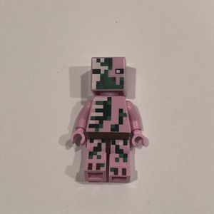 LEGO Minifig Minecraft Zombie Pigman for Sale in San Francisco, CA