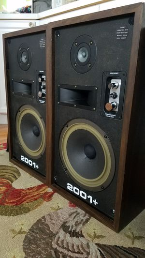 Lafayette Criterion 3 Way Vintage Speakers for Sale in Columbus, OH