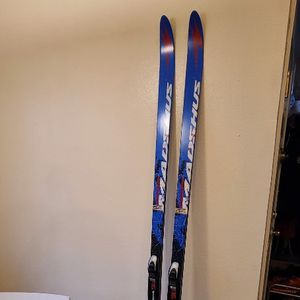 Cross Country Skis Boots And Bindings/ Waxless With Fish Scales, Classic, Nordic for Sale in Mercer Island, WA