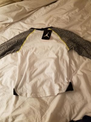 Child jordan baseball fit tee shirt for Sale in Salt Lake City, UT