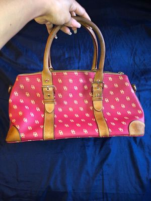 Authentic Dooney and Bourke Pink for Sale in La Palma, CA