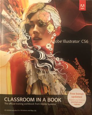 Adobe illustrator CS6 for Sale in Redmond, WA