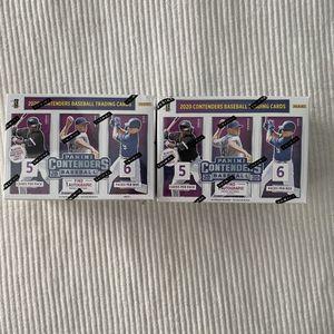2020 Panini Contenders Baseball MLB Trading Cards Blaster Box for Sale in Scottsdale, AZ