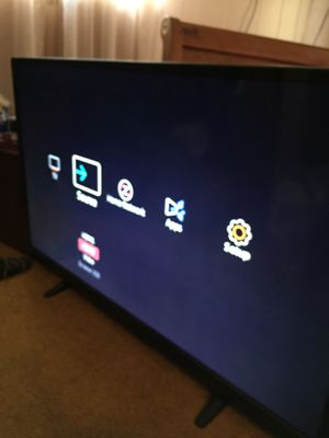 55 inch magnavox smart tv for sale for Sale in Elmira, NY