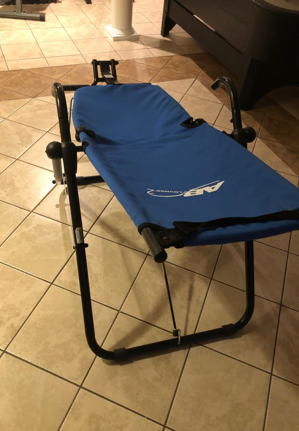 Exercise Chair AB lounge 2