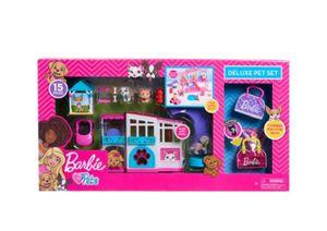 Barbie Deluxe Pet Set for Sale in Arlington, TX