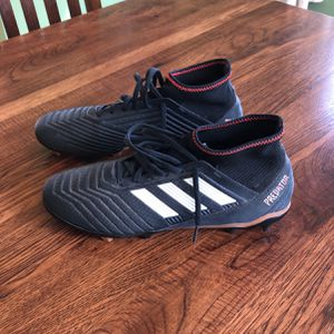 Adidas Soccer Cleats Size 11, Like New for Sale in Bend, OR