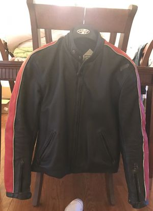 Triumph motorcycle jacket for Sale in Algonquin, IL