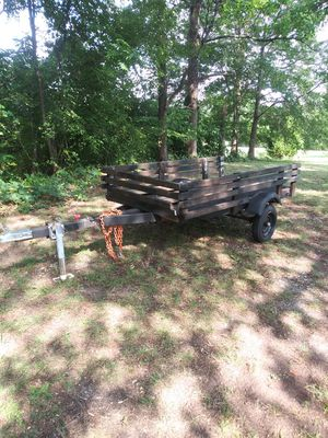 4x8 utility trailer for Sale in Taylors, SC