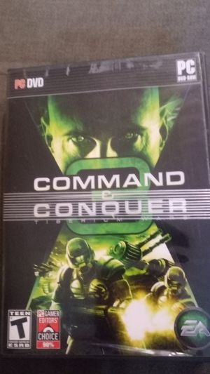 PC game command and conquer 3 for Sale in Lodi, CA