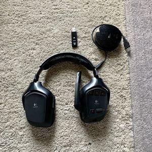 Logitech Gaming Wireless Headset for Sale in Apopka, FL