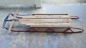 Vintage Racer antique sled for Sale in Hyattsville, MD