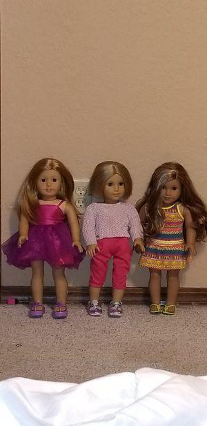 American Girl Dolls for Sale in Tulsa, OK