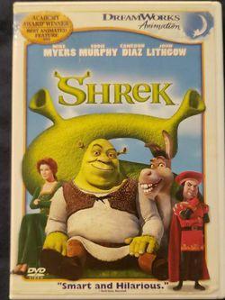 Shrek - DVD for Sale in Puyallup,  WA