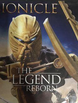 Bionical The Legend Reborn Dvd Movie for Sale in Elma,  WA