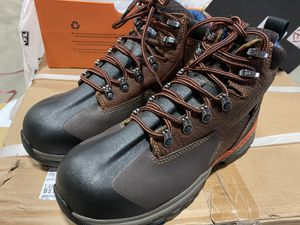 """Brand NEW-Timberland PRO MEN'S Downdraft 6"""" Waterproof Alloy Safety Toe Work Boot-Size 7.5 M🥾 for Sale in Columbus, OH"""