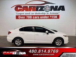 2015 Honda Civic Sedan for Sale in Mesa, AZ