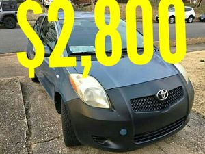 Toyota Yaris 2008 160k miles. Automatic. Nothing wrong. Only need body work for Sale in Woodbridge, VA