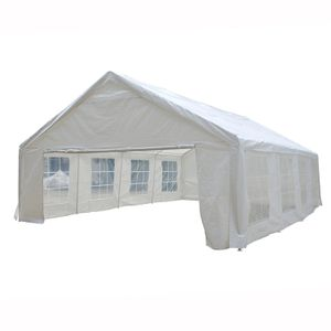 20 x 30 Canopy Tent with Windows for Sale in Tulare, CA