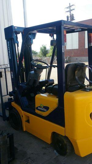 Komatsu Forklift for Sale in Denver, CO