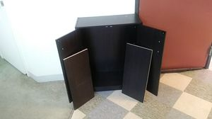 Two shelf cabinet for Sale in Denver, CO