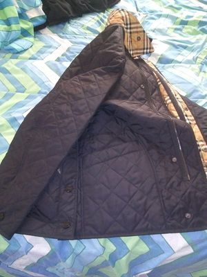 Burberry windbreaker with gloves brand new for Sale in Washington, DC