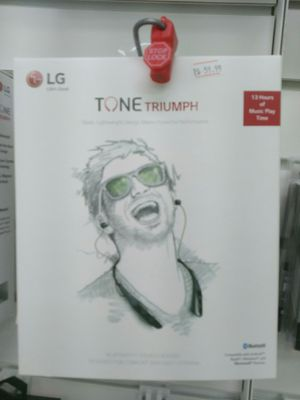 LG Tone Bluetooth Headphones! for Sale in Knoxville, TN