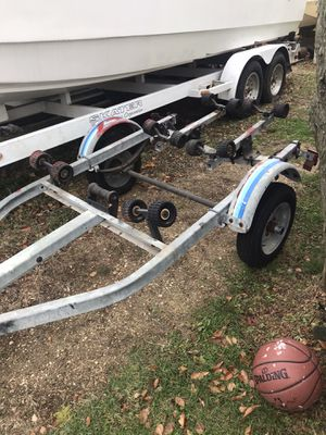 Boat and trailer for sale 1500 for Sale in Baldwin, NY