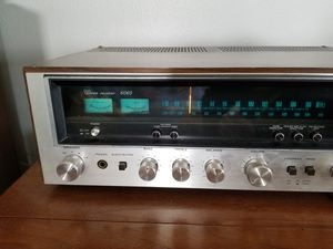 Sansui 6060 vintage audio stereo receiver for Sale in Cleveland, OH