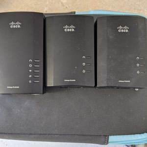 Linksys PLE400(2) and PLW400(1) for Sale in Chula Vista, CA