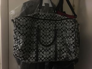 Coach duffle bag for Sale in Silver Spring, MD