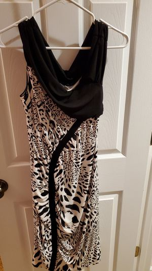 Black Cheetah Dress for Sale in Pacific, MO