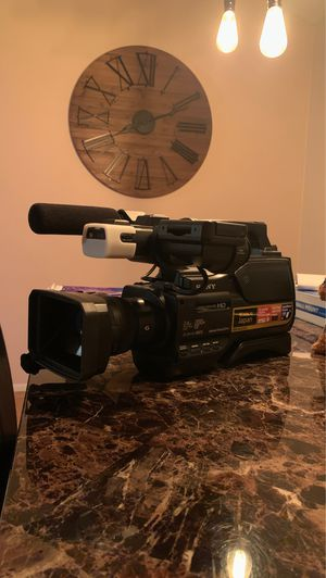 Sony HXR-MC2500 Camcorder for Sale in Tucson, AZ