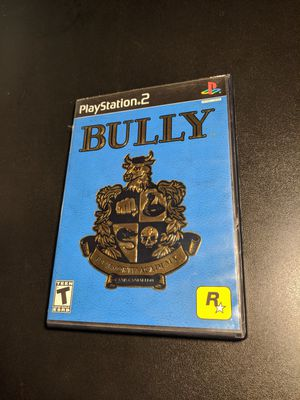 Bully PS2 for Sale in Sacramento, CA