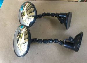 "Rearview Blind Spot 2"" Inch Mirrors Suction Cup Set 2 Piece Set for Sale in Riverside, CA"