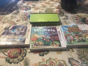 Nintendo 3Ds XL With 3 more games for Sale in Phoenix, AZ