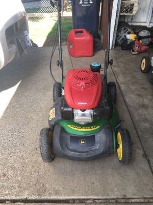 John Deere with Honda Engine 2 Blades!! for Sale in Beaverton, OR